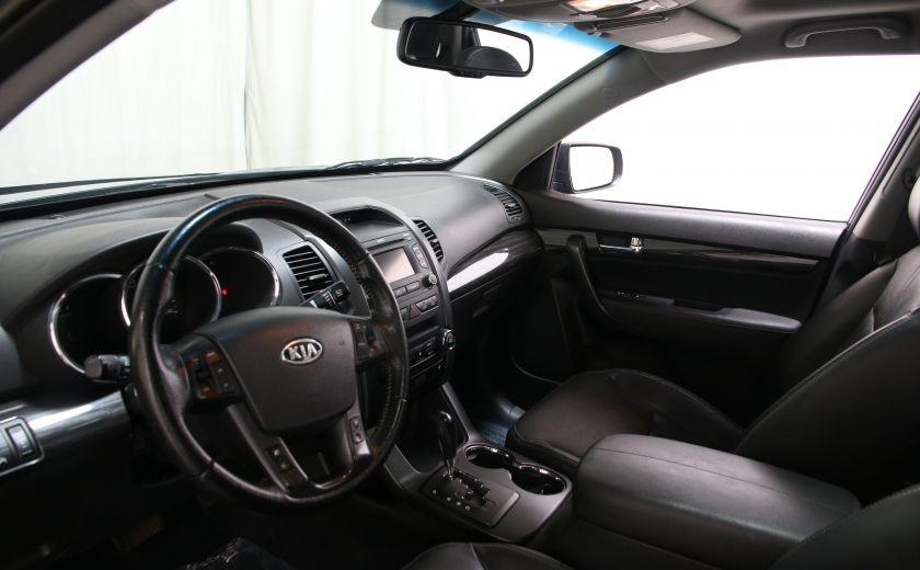 2012 Kia Sorento EX V6 AWD CUIR TOIT PANO CAMERA RECUL #9