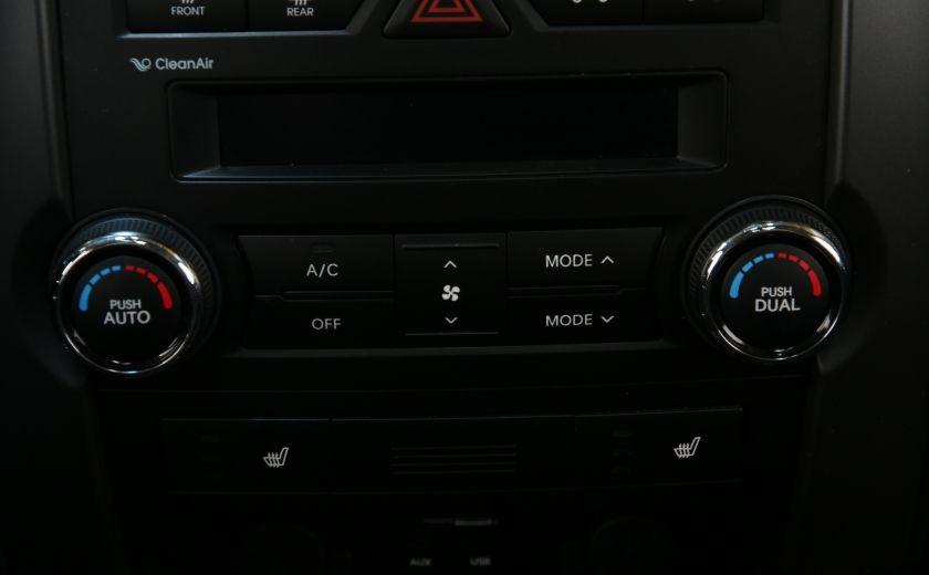2012 Kia Sorento EX V6 AWD CUIR TOIT PANO CAMERA RECUL #14