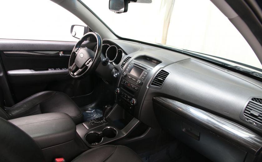 2012 Kia Sorento EX V6 AWD CUIR TOIT PANO CAMERA RECUL #19