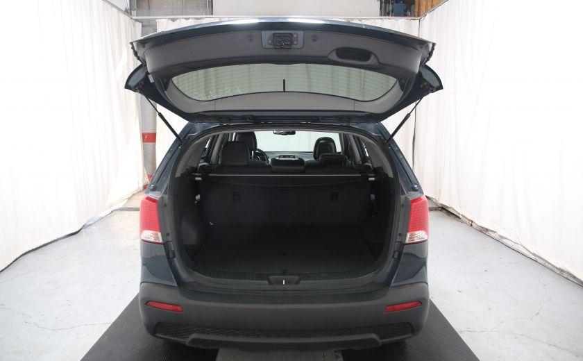 2012 Kia Sorento EX V6 AWD CUIR TOIT PANO CAMERA RECUL #25