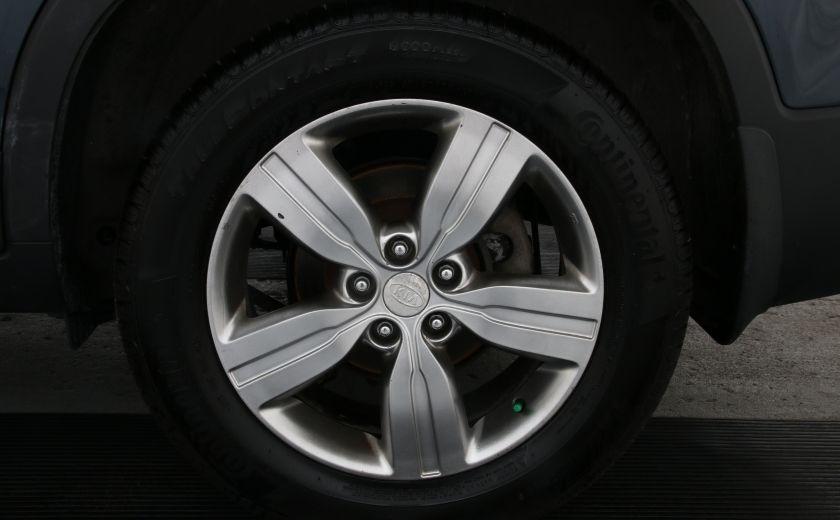 2012 Kia Sorento EX V6 AWD CUIR TOIT PANO CAMERA RECUL #28