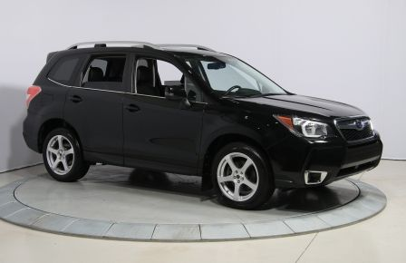 2014 Subaru Forester 2.0XT TOURING TURBO AWD CUIR TOIT PANO in Laval