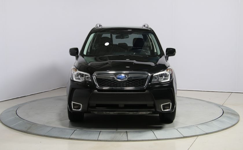 2014 Subaru Forester 2.0XT TOURING TURBO AWD CUIR TOIT PANO #1