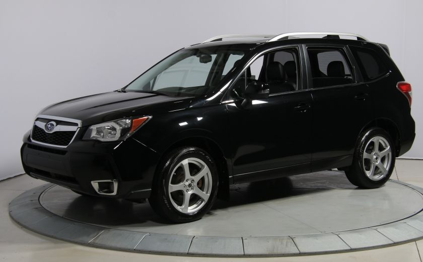 2014 Subaru Forester 2.0XT TOURING TURBO AWD CUIR TOIT PANO #2