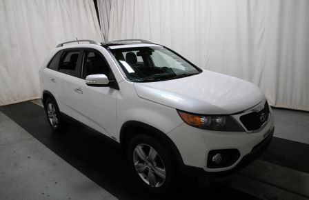 2012 Kia Sorento EX V6 AWD CUIR TOIT PANO CAMERA RECUL in New Richmond