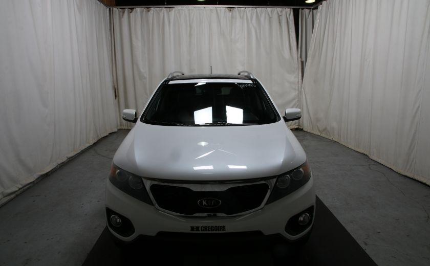 2012 Kia Sorento EX V6 AWD CUIR TOIT PANO CAMERA RECUL #1