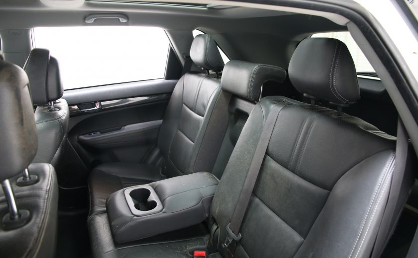 2012 Kia Sorento EX V6 AWD CUIR TOIT PANO CAMERA RECUL #16
