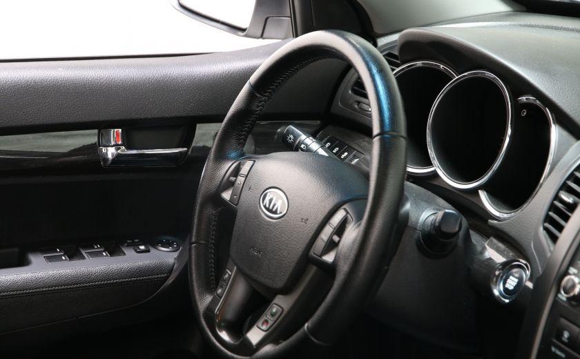 2012 Kia Sorento EX V6 AWD CUIR TOIT PANO CAMERA RECUL #20