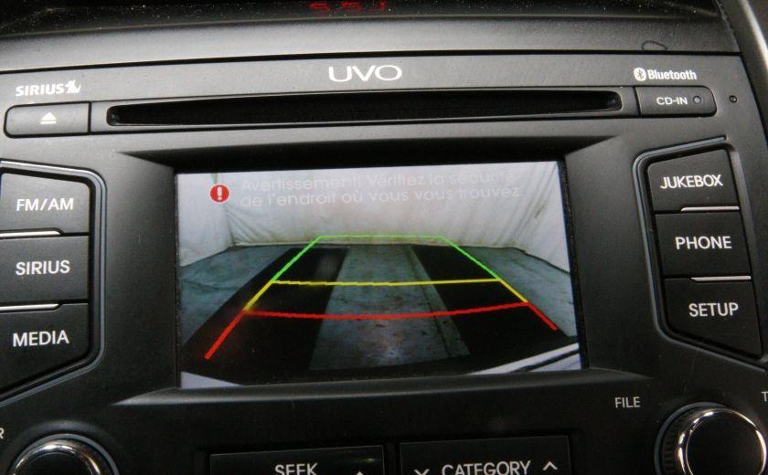 2012 Kia Sorento EX V6 AWD CUIR TOIT PANO CAMERA RECUL #22