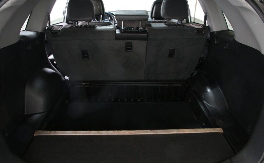 2012 Kia Sorento EX V6 AWD CUIR TOIT PANO CAMERA RECUL #26