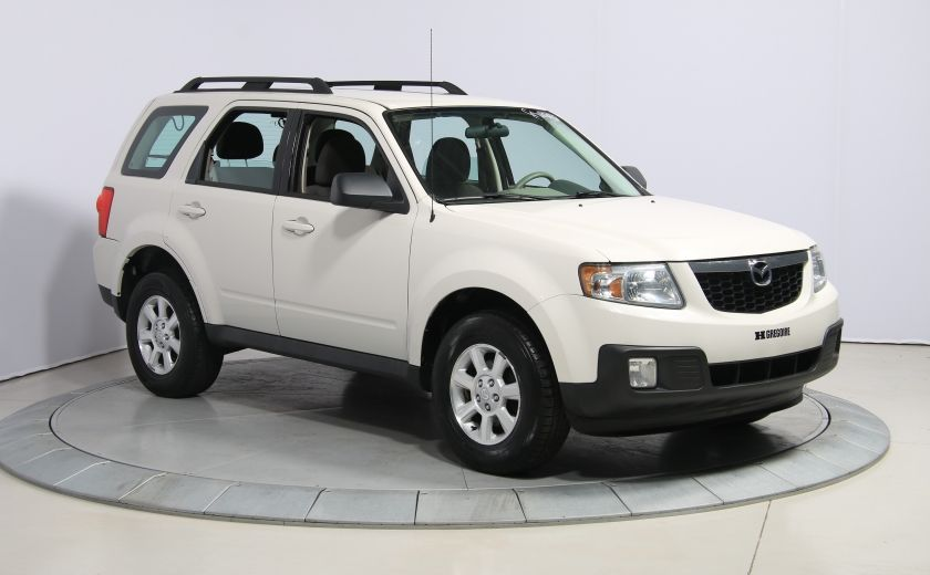2010 Mazda Tribute GX AWD AUTO A/C GR ELECT MAGS #0
