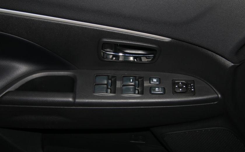2012 Mitsubishi RVR GT AWD CUIR TOIT PANO NAVIGATION CAMERA RECUL #9
