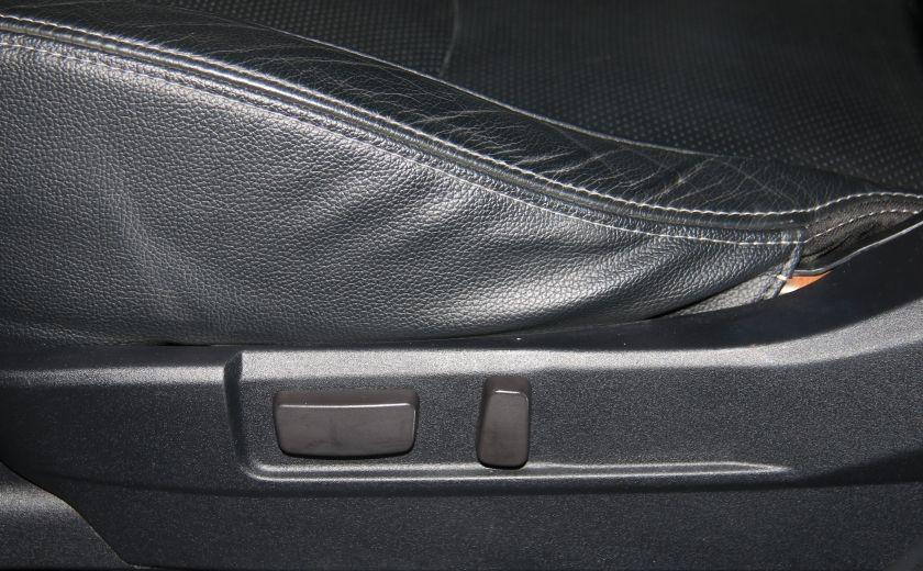 2012 Mitsubishi RVR GT AWD CUIR TOIT PANO NAVIGATION CAMERA RECUL #10