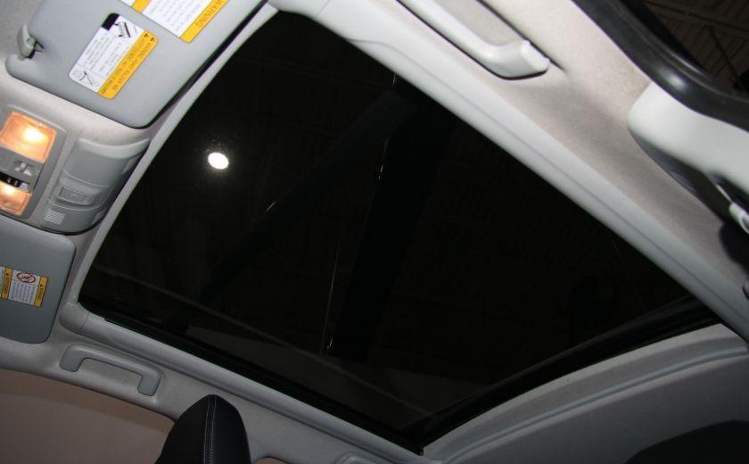 2012 Mitsubishi RVR GT AWD CUIR TOIT PANO NAVIGATION CAMERA RECUL #11