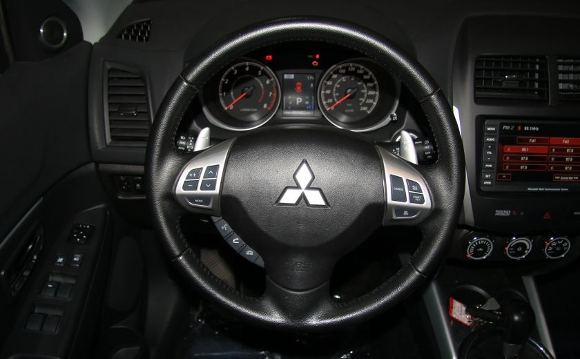 2012 Mitsubishi RVR GT AWD CUIR TOIT PANO NAVIGATION CAMERA RECUL #14