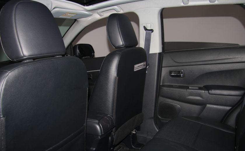 2012 Mitsubishi RVR GT AWD CUIR TOIT PANO NAVIGATION CAMERA RECUL #20