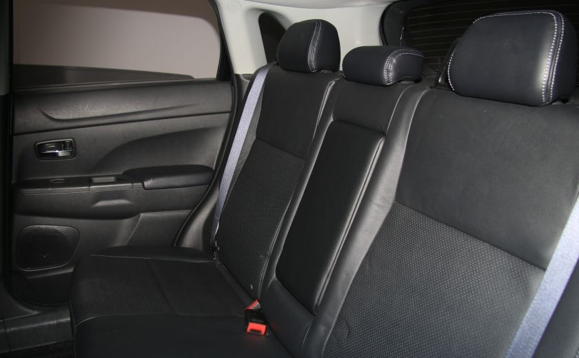 2012 Mitsubishi RVR GT AWD CUIR TOIT PANO NAVIGATION CAMERA RECUL #21