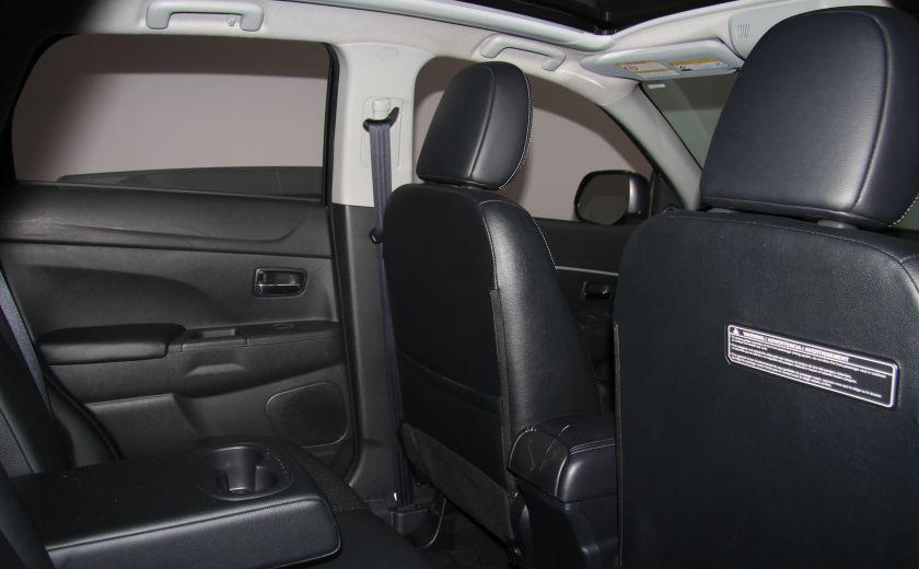 2012 Mitsubishi RVR GT AWD CUIR TOIT PANO NAVIGATION CAMERA RECUL #22