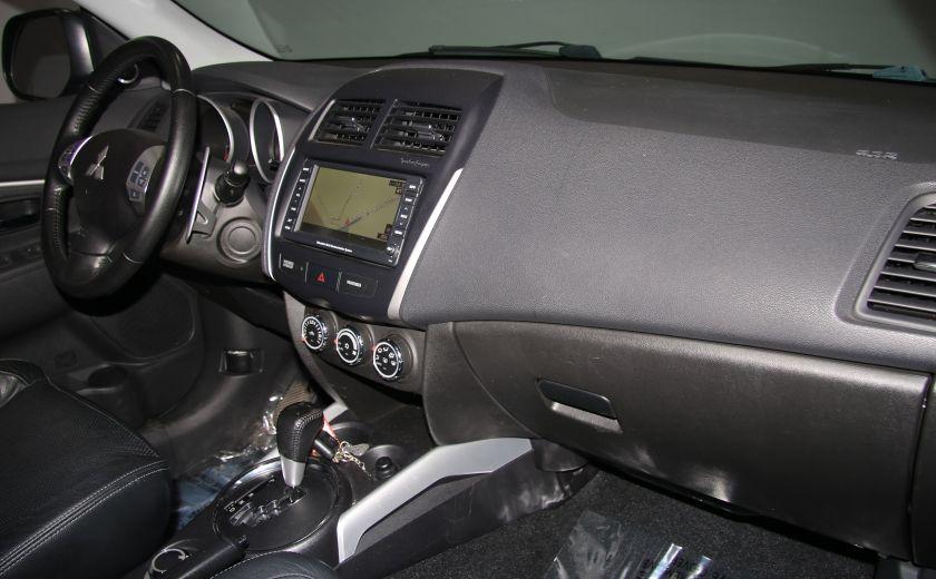 2012 Mitsubishi RVR GT AWD CUIR TOIT PANO NAVIGATION CAMERA RECUL #24