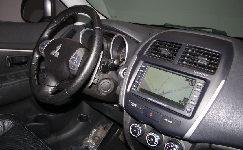 2012 Mitsubishi RVR GT AWD CUIR TOIT PANO NAVIGATION CAMERA RECUL #25