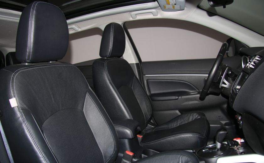 2012 Mitsubishi RVR GT AWD CUIR TOIT PANO NAVIGATION CAMERA RECUL #26