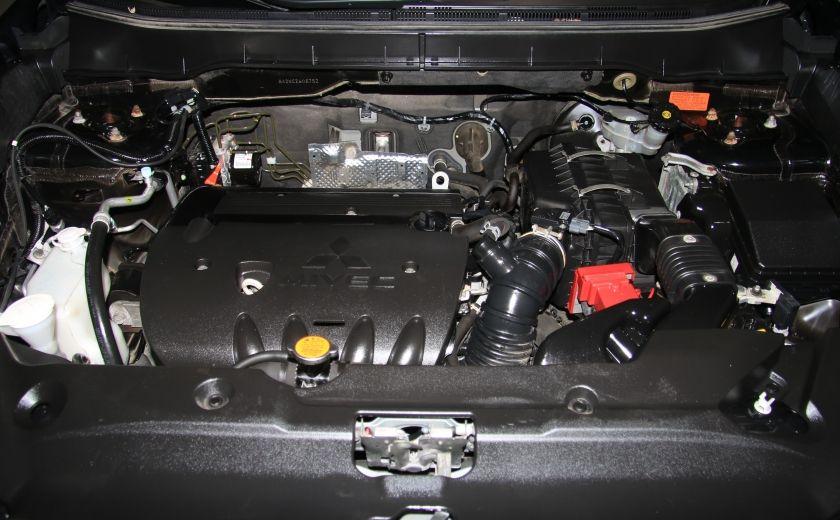 2012 Mitsubishi RVR GT AWD CUIR TOIT PANO NAVIGATION CAMERA RECUL #27