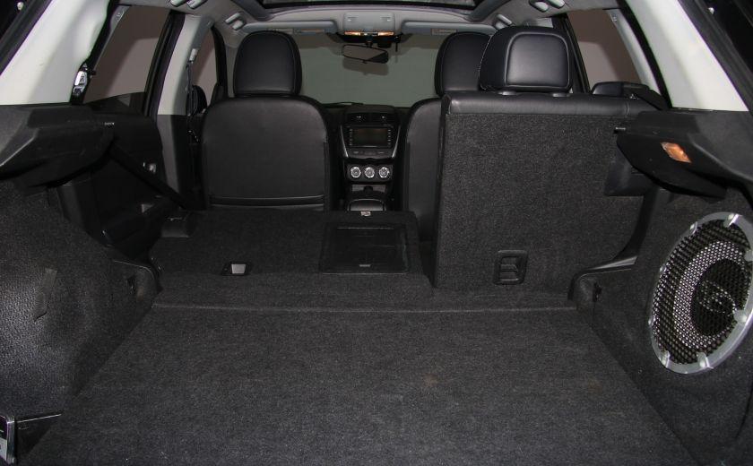 2012 Mitsubishi RVR GT AWD CUIR TOIT PANO NAVIGATION CAMERA RECUL #32