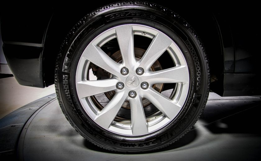 2012 Mitsubishi RVR GT AWD CUIR TOIT PANO NAVIGATION CAMERA RECUL #34
