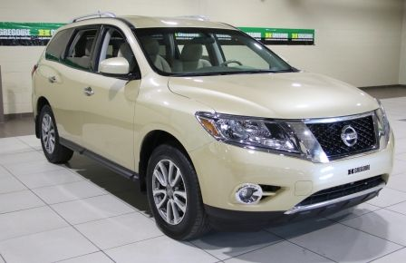 2013 Nissan Pathfinder SV AWD 7 PASSAGERS CAMERA RECUL in Terrebonne