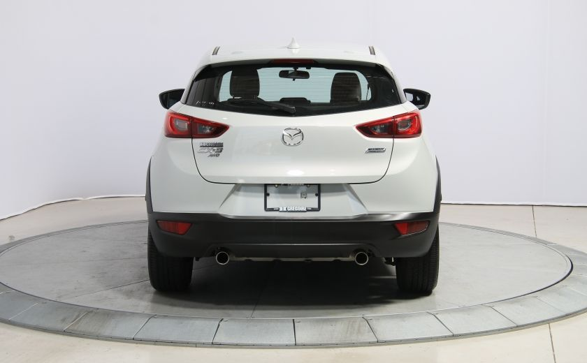 2016 Mazda CX 3 GT AWD CUIR TOIT NAV CAMERA RECUL #5