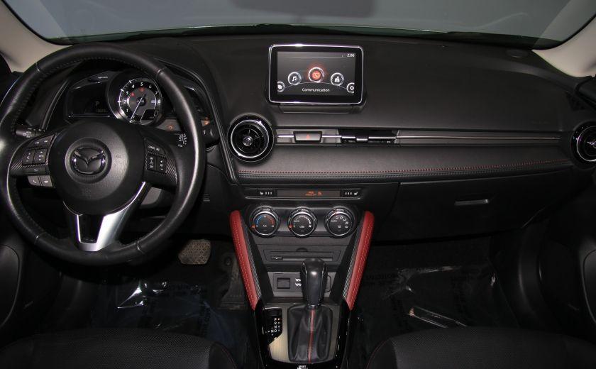 2016 Mazda CX 3 GT AWD CUIR TOIT NAV CAMERA RECUL #12