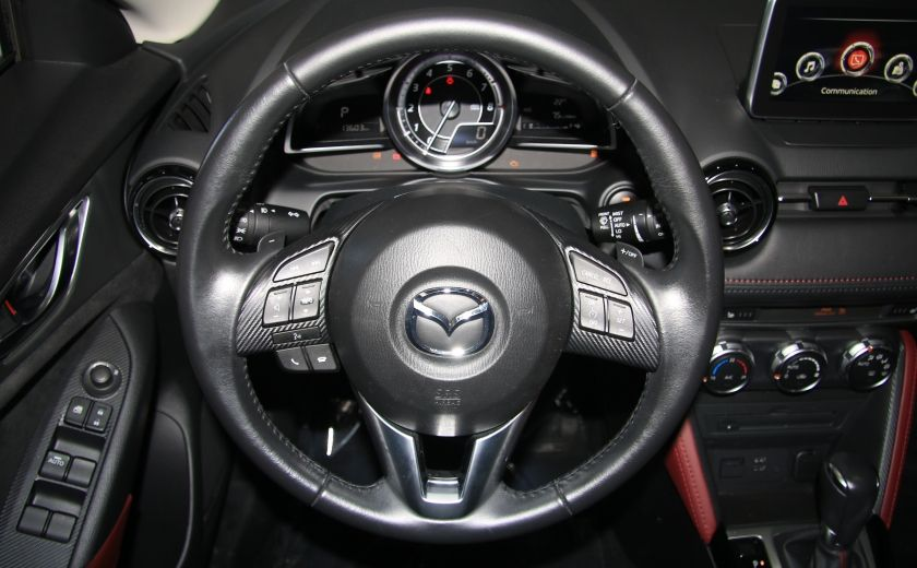 2016 Mazda CX 3 GT AWD CUIR TOIT NAV CAMERA RECUL #14