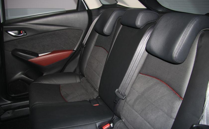 2016 Mazda CX 3 GT AWD CUIR TOIT NAV CAMERA RECUL #22
