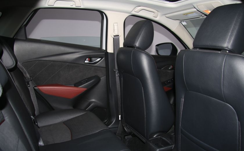 2016 Mazda CX 3 GT AWD CUIR TOIT NAV CAMERA RECUL #23