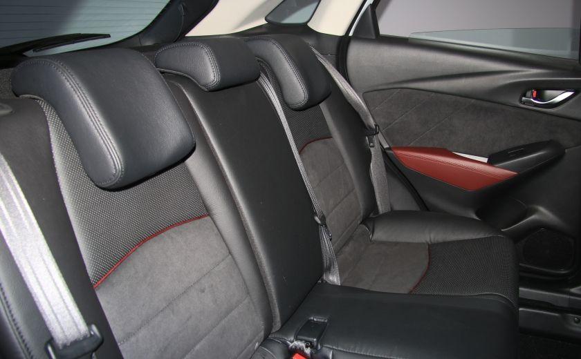 2016 Mazda CX 3 GT AWD CUIR TOIT NAV CAMERA RECUL #24