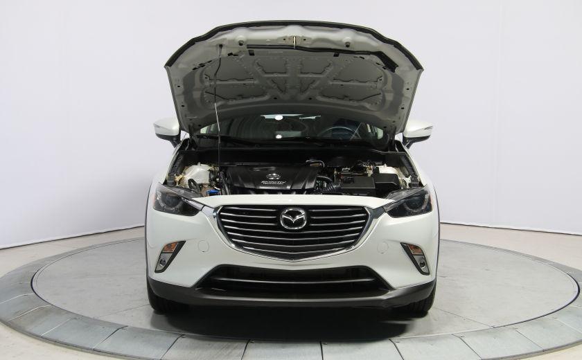 2016 Mazda CX 3 GT AWD CUIR TOIT NAV CAMERA RECUL #29