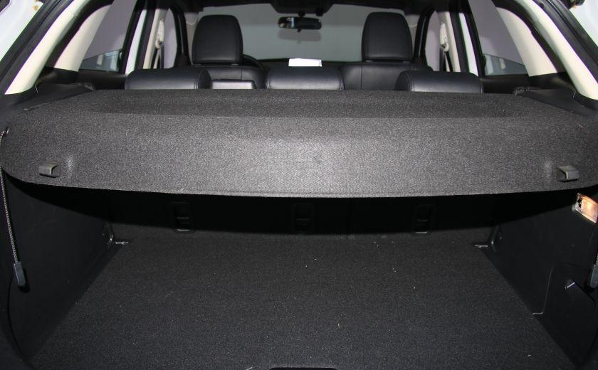 2016 Mazda CX 3 GT AWD CUIR TOIT NAV CAMERA RECUL #31