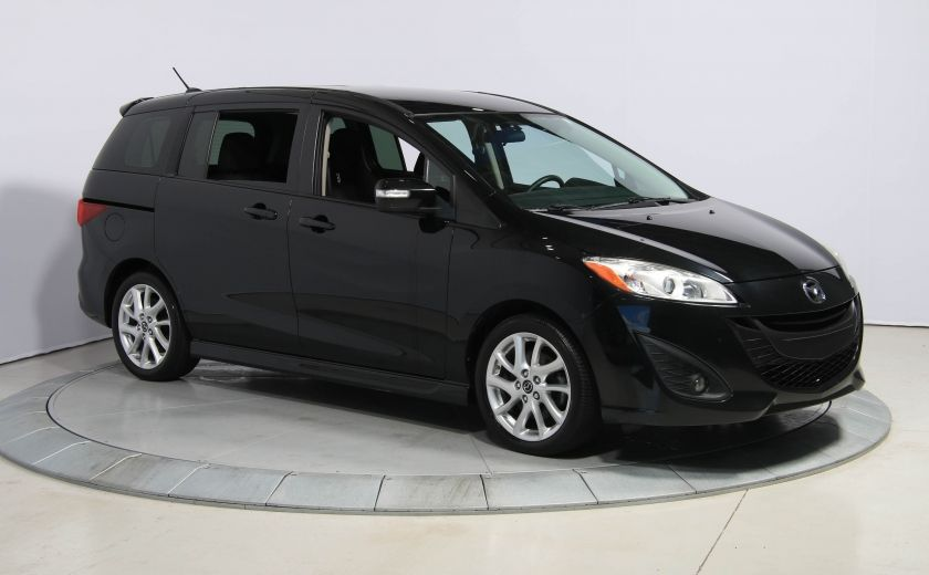 2013 Mazda 5 GT AUTO A/C GR ELECT MAGS BLUETHOOT #0
