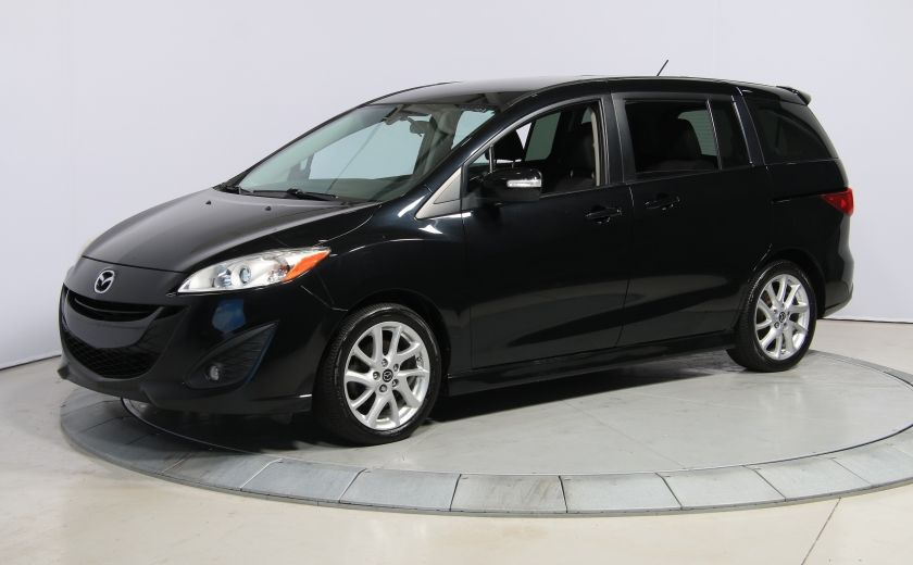 2013 Mazda 5 GT AUTO A/C GR ELECT MAGS BLUETHOOT #2