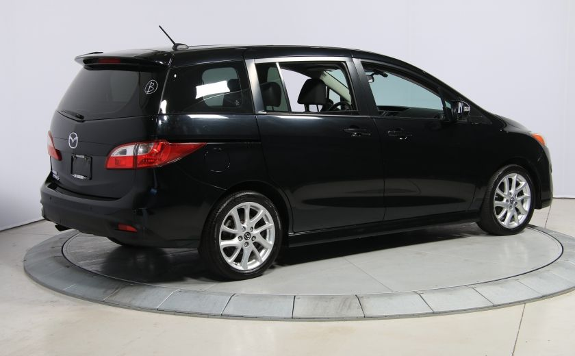 2013 Mazda 5 GT AUTO A/C GR ELECT MAGS BLUETHOOT #6
