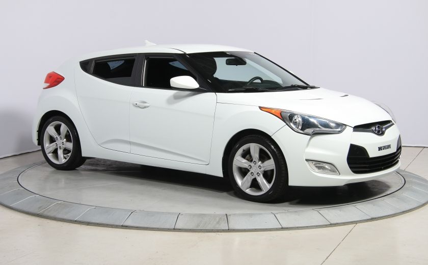 2012 Hyundai Veloster A/C GR ELECT MAGS BLUETHOOT CAMERA RECUL #0