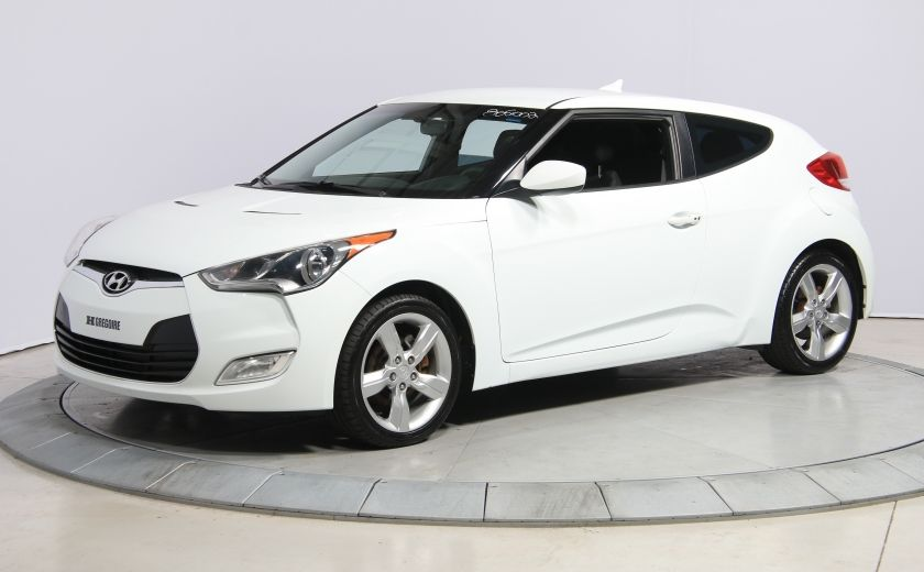 2012 Hyundai Veloster A/C GR ELECT MAGS BLUETHOOT CAMERA RECUL #2