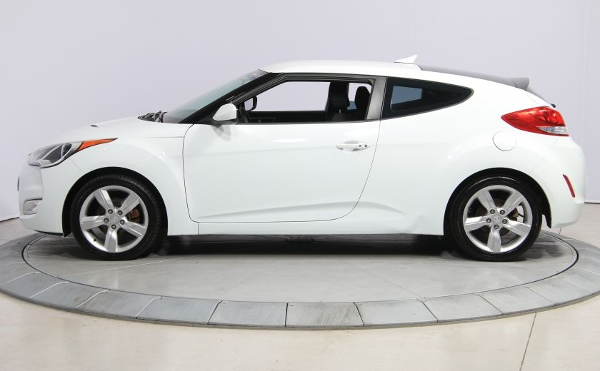 2012 Hyundai Veloster A/C GR ELECT MAGS BLUETHOOT CAMERA RECUL #3