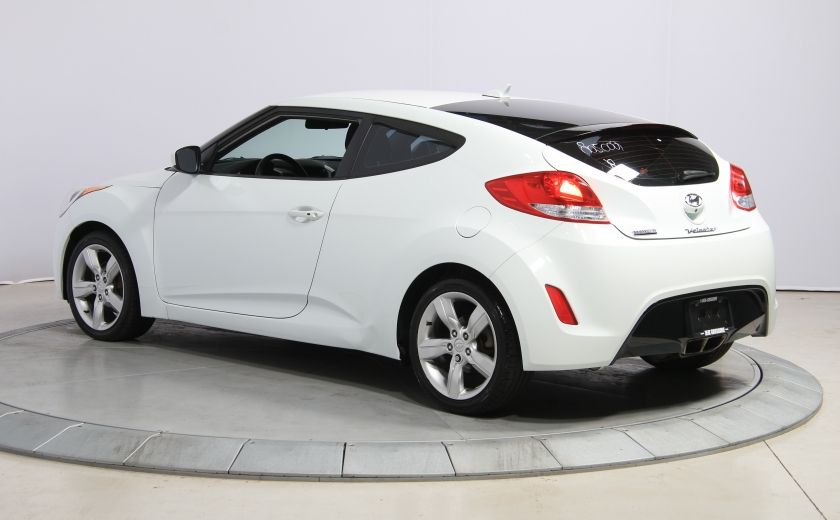 2012 Hyundai Veloster A/C GR ELECT MAGS BLUETHOOT CAMERA RECUL #4