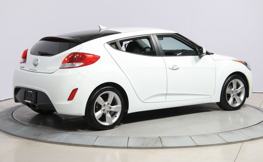 2012 Hyundai Veloster A/C GR ELECT MAGS BLUETHOOT CAMERA RECUL #6