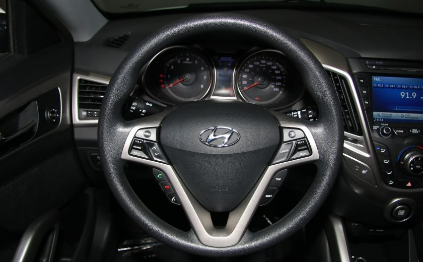 2012 Hyundai Veloster A/C GR ELECT MAGS BLUETHOOT CAMERA RECUL #13