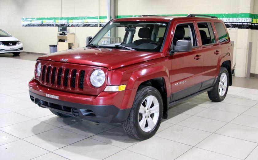 2011 Jeep Patriot North 4WD AUTO A/C GR ELECT MAGS #2
