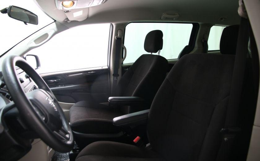 2013 Dodge GR Caravan SE STOW'N GO #8