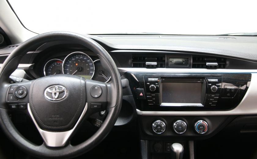 2015 Toyota Corolla LE #11