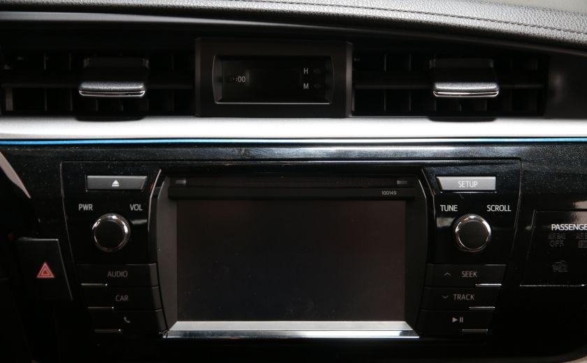2015 Toyota Corolla LE #12